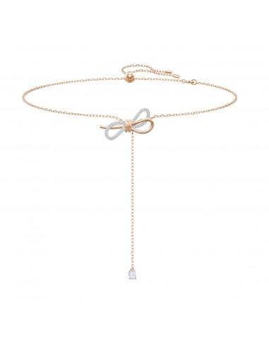 Swarovski Lifelong Bow Necklace Mixed...
