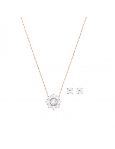 Set Sunshine Swarovski jewelry...