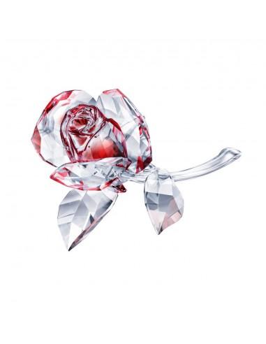 Swarovski Bocciolo di Rosa Rosso...