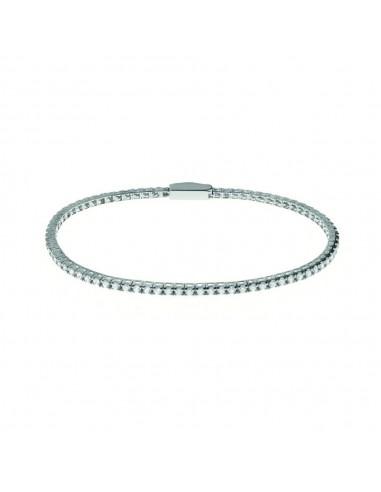 Bracelet MYWORDS Bliss tennis in...