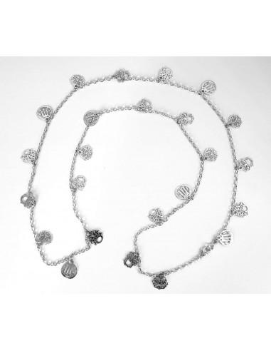 Collana argento gioielli Gerardo...