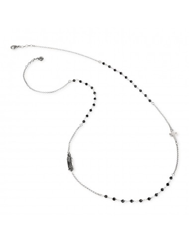 Rosary necklace Gerardo Sacco jewelry...