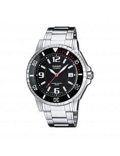 Casio watch in steel...