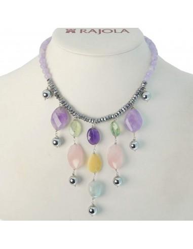 Necklace FILICUDI jewelry Rajola of...