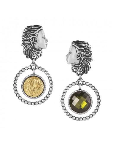April jewelry earrings Gerardo Sacco...