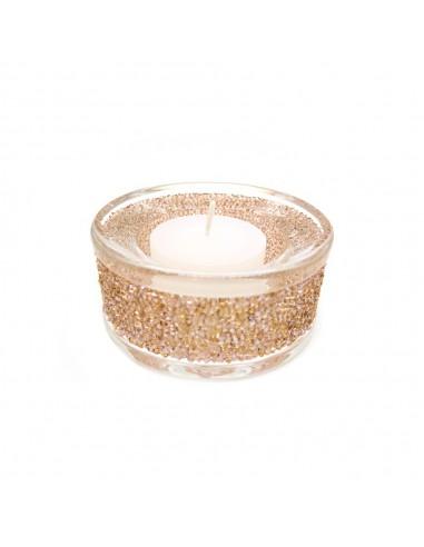 Candle holder Shimmer Swarovski...