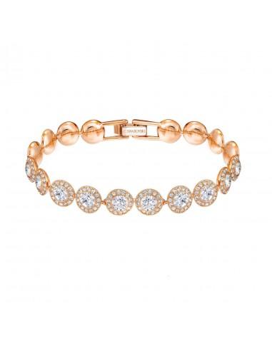 Angelic jewelery Swarovski pink gold...