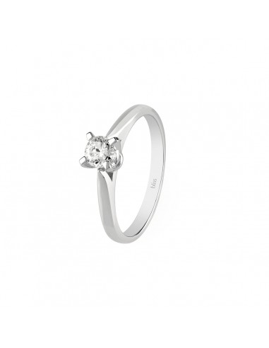 Bliss Dream solitaire ring in gold...