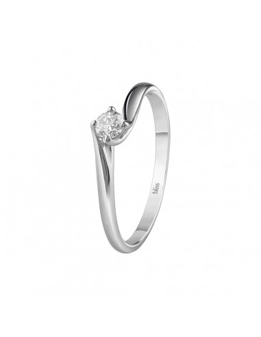 Bliss solitaire ring Dream jewelry in...