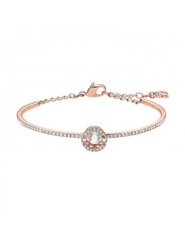 Sparkling bracelet rose gold plated...