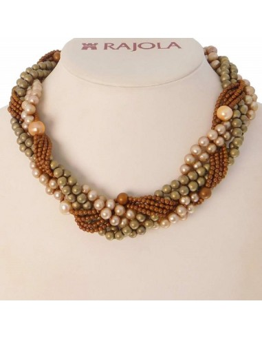 Necklace CALYPSO jewelery Rajola in...