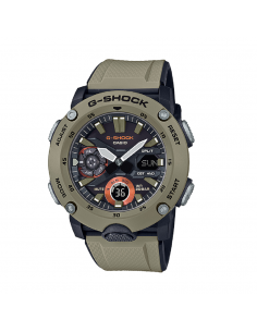G-SHOCK watch Casio carbon...