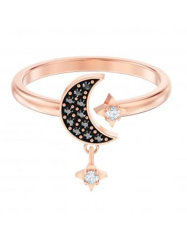 Anello Symbol Moon gioielli Swarovski...