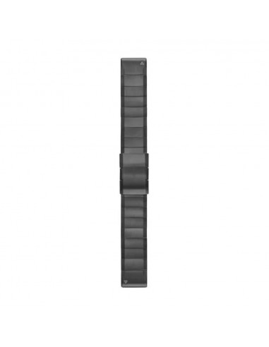 Garmin watch strap in stainless steel...