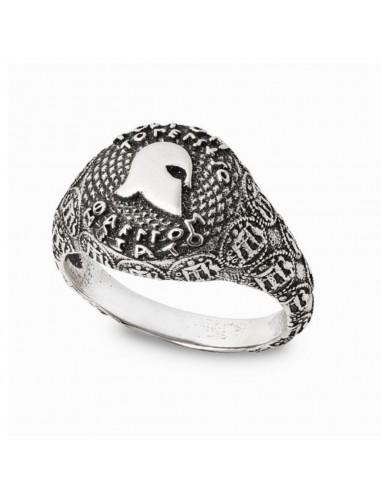 Gerardo Sacco men's jewelery ring in...