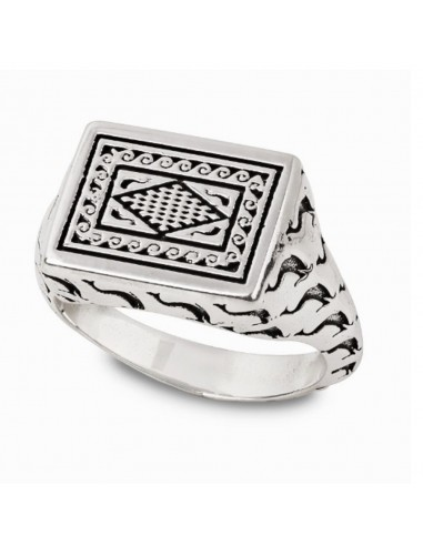 Gerardo Sacco men's jewelery ring in...
