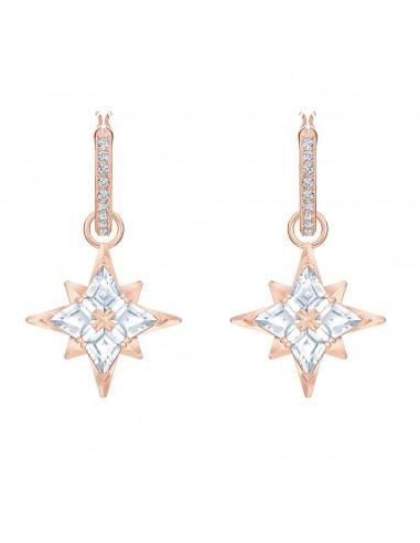Symbolic Star jewelry Swarovski gold...