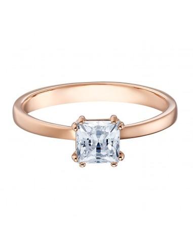 Swarovksi Attract ring plating rose gold
