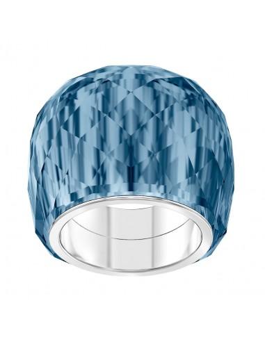 Swarovski women's ring Nirvana blue...