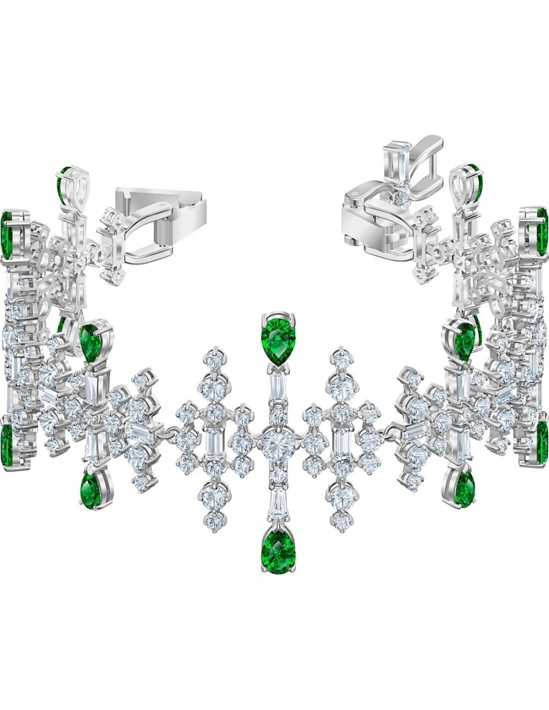 Swarovski Rhodium Plating Bracelet Perfection 5507695