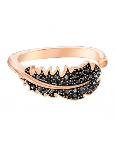 Swarovski Rose gold plated Naughty ring