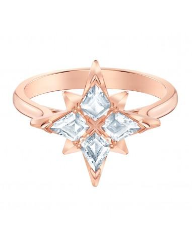 Swarovski Symbolic Star Ring plated...