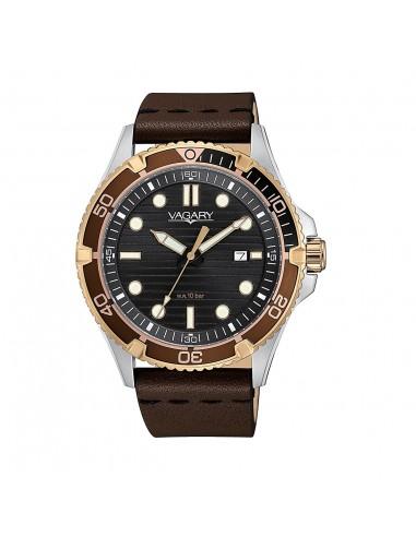 Vagary IB8-739-50 steel men's watch