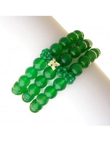 Rajola Charlotte bracelet in green...