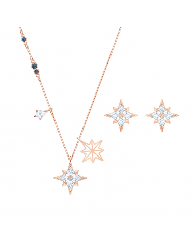 Swarovski Set Symbolic Star collana e...