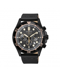 Vagary chrono men's steel...