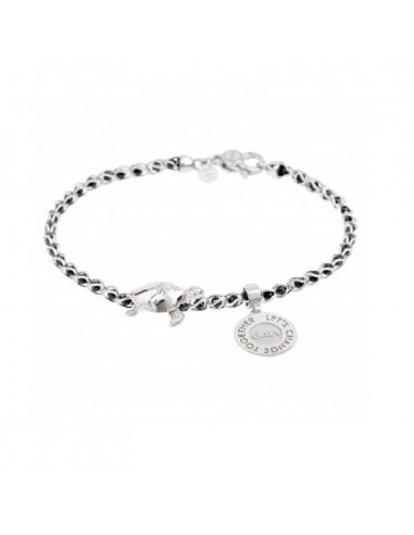 Tuum Gaia silver bracelet with spinel...