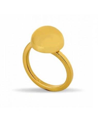 Aquaforte anello Bolle in argento...
