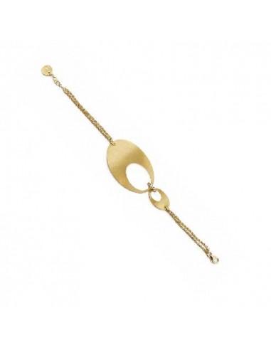 Aquaforte Retrò bracelet in gold...