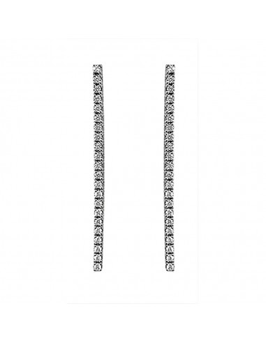 Bliss Mywords earrings in silver and...