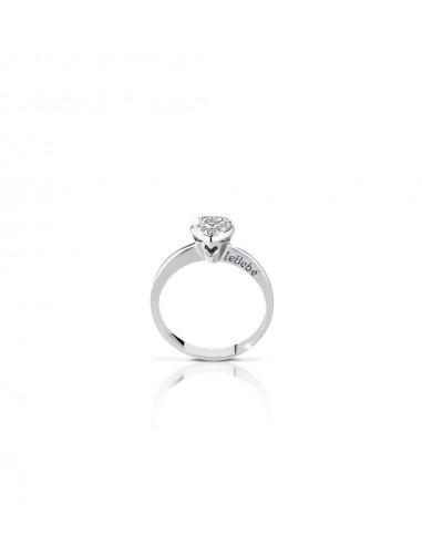 LeBebè anello I Cuori con diamanti e...