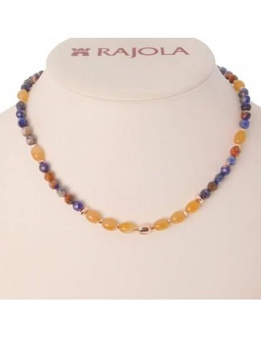 IBola necklace IBISCO aventurine and...
