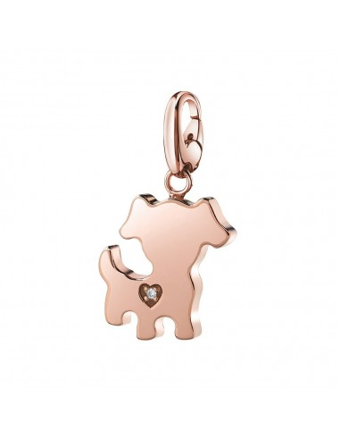 Salvini Charms of Love dog pendant in...