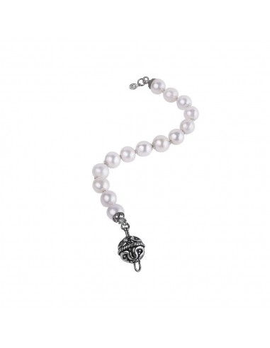 Gerardo Sacco bracelet of pearls and...