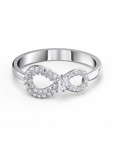 Swarovski anello Infinity placcatura...