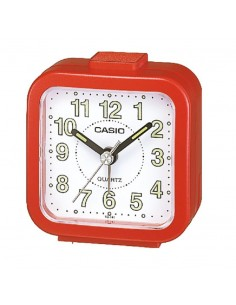 Casio Red alarm clock...