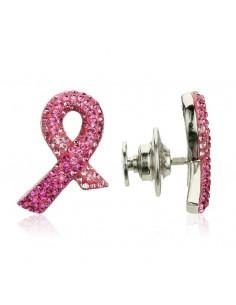 Swarovski Pink Hope pin...
