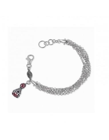 Gerardo Sacco bracelet in silver and...