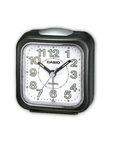 Black Casio Alarm Clock TQ-142-1EF