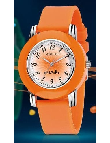 Morellato watch Colors orange SID0006