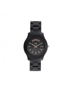 THEMA BLACK Wewood watch in...
