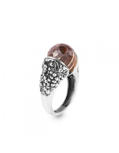 Gerardo Sacco autumn ring in silver...