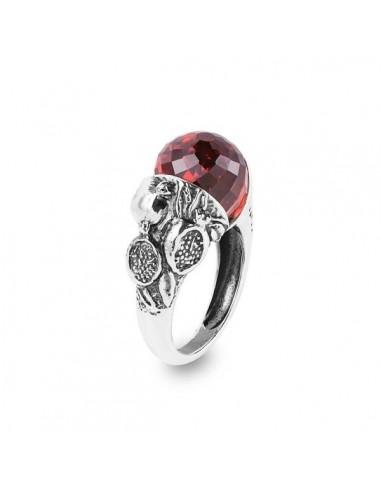 Gerardo Sacco winter ring in silver...
