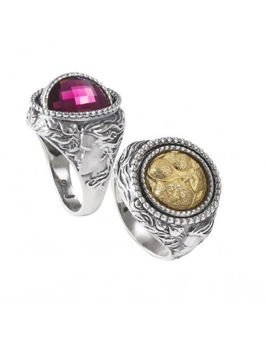 27686 >> Ring Months Reverse Gerardo Sacco January Winter In Silver 27686