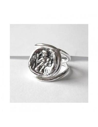 Gerardo Sacco anello acquario Zodiaco...