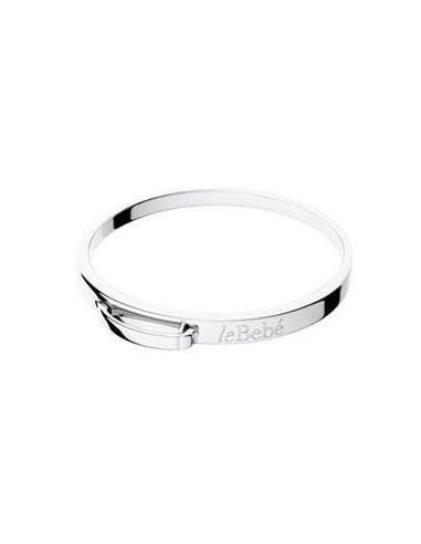 LeBebè anello in oro bianco base per...